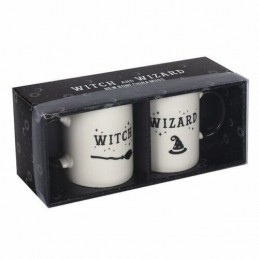 Tasse duo witch and wizzard